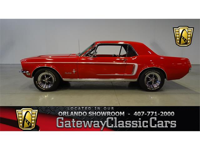 1968 Ford Mustang | 881509