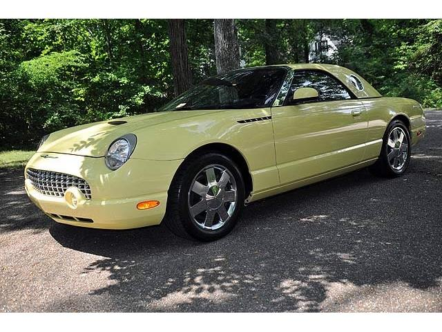 2002 Ford Thunderbird | 881516