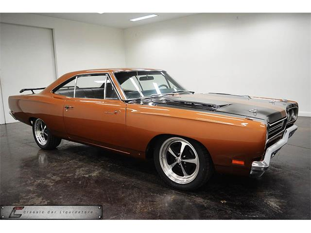 1969 Plymouth Road Runner | 881520
