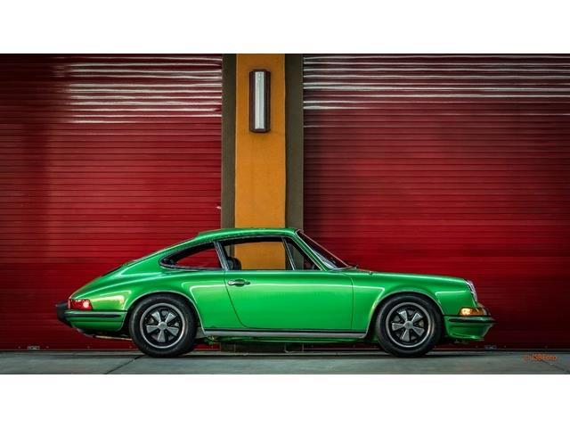 1973 Porsche 911 | 881522