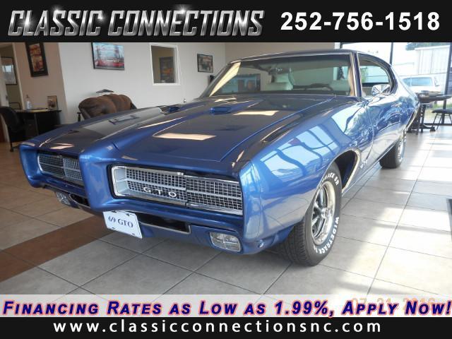 1969 Pontiac GTO | 881525