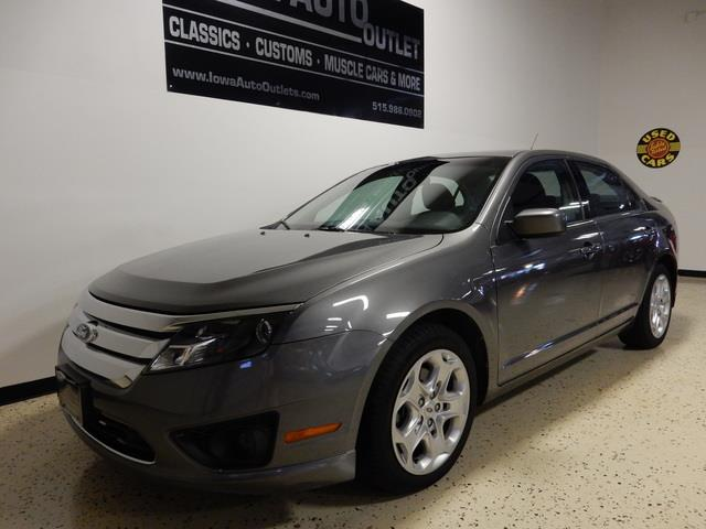 2010 Ford Fusion | 881526