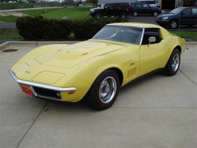 1969 Chevrolet Corvette | 881528