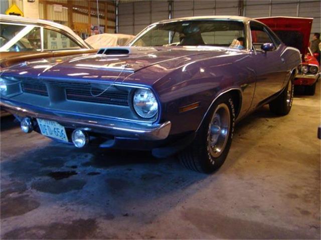 1970 Plymouth Cuda | 881530