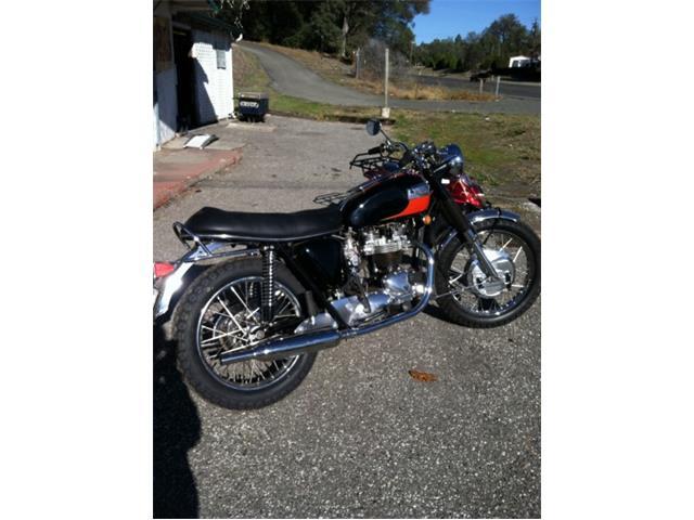 1970 Triumph TR6   881531