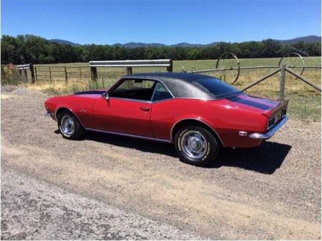 1968 Chevrolet Camaro | 881533