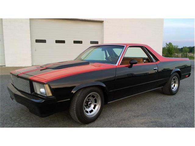 1978 Chevrolet El Camino | 881534
