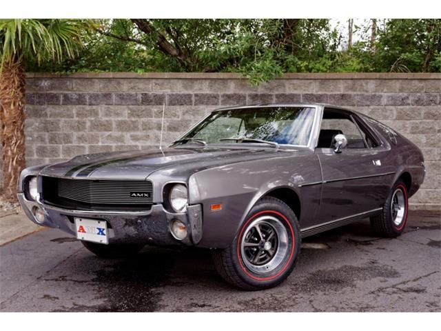 1969 AMC AMX | 881537