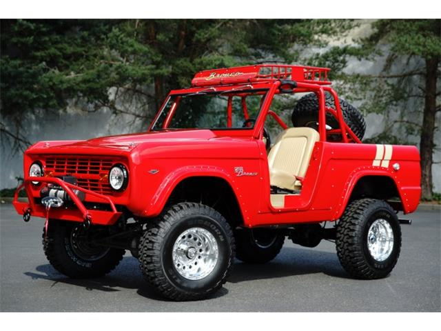 1966 Ford Bronco | 881539