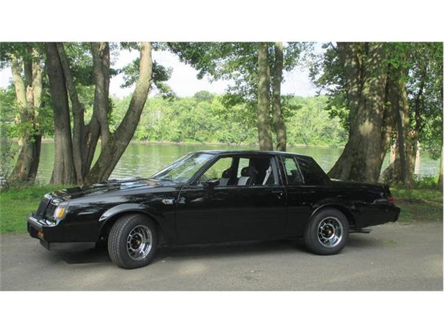 1987 Buick Grand National | 881550