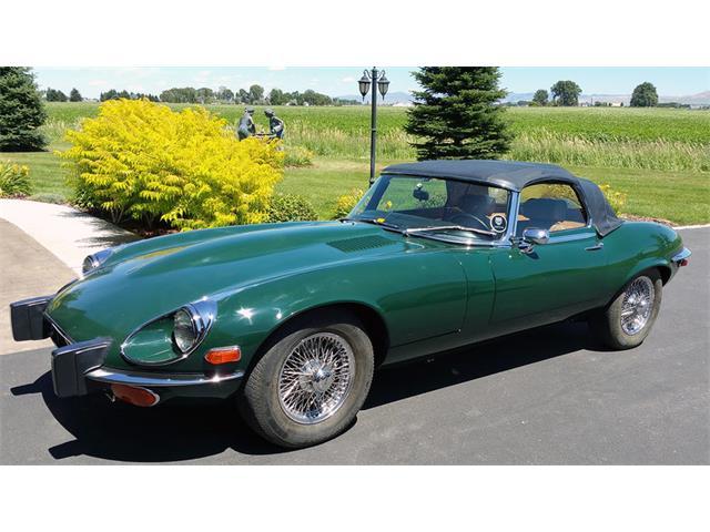 1974 Jaguar E-Type | 881553