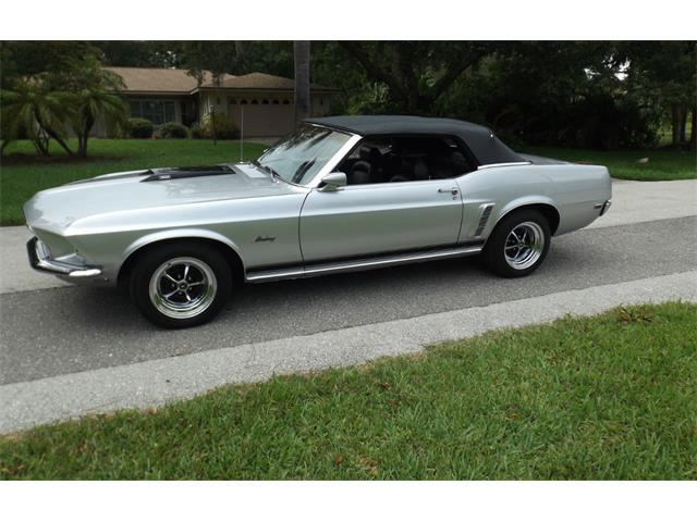 1969 Ford Mustang | 881557