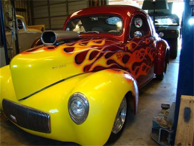 1941 Willys Coupe (2-Door) | 881572