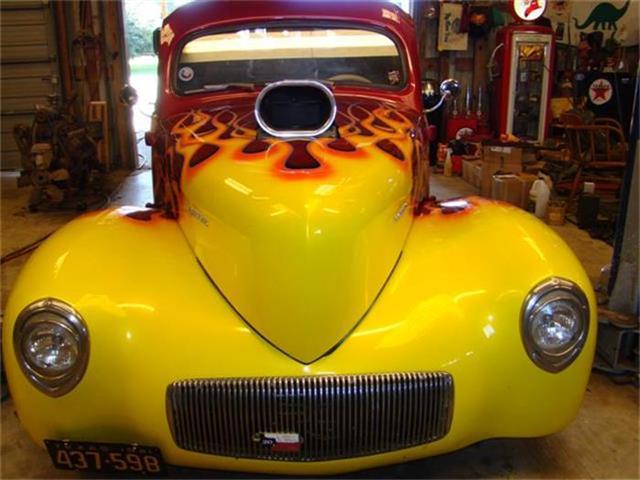 1941 Willys Coupe (2-Door) | 881572