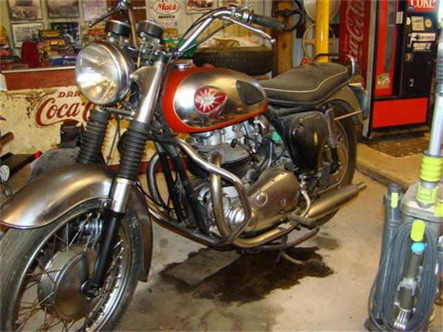 1962 BSA Super Rocket | 881574