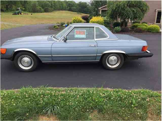 1979 Mercedes-Benz 450SL | 881575