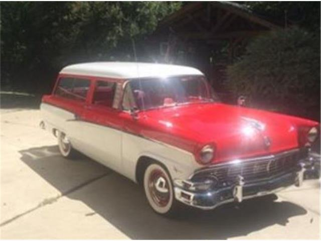 1956 Ford Ranch Wagon | 881576