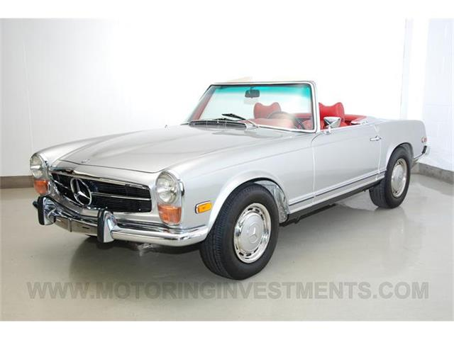 1971 Mercedes-Benz 280SL | 881577