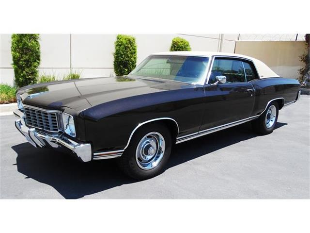 1972 Chevrolet Monte Carlo | 881579