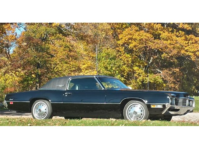 1971 Ford Thunderbird | 881582