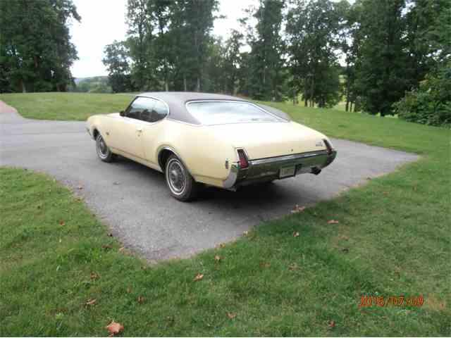 1969 Oldsmobile 442 | 881589