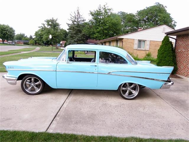 1957 Chevrolet 210 | 881590