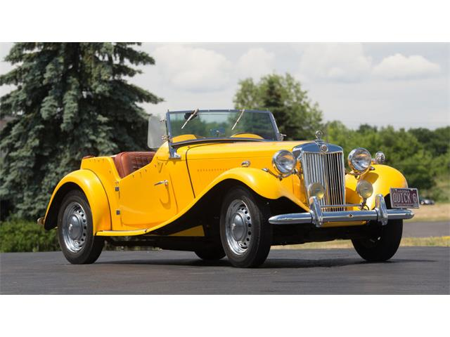 1951 MG TD | 880016