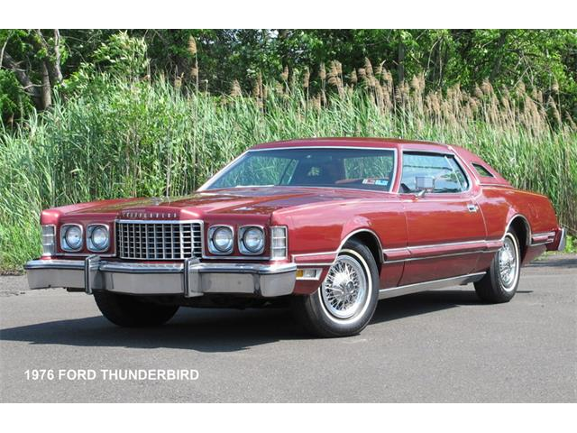 1976 Ford Thunderbird | 881605