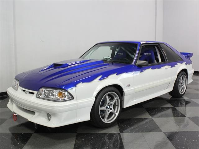 1989 Ford Mustang GT | 881613