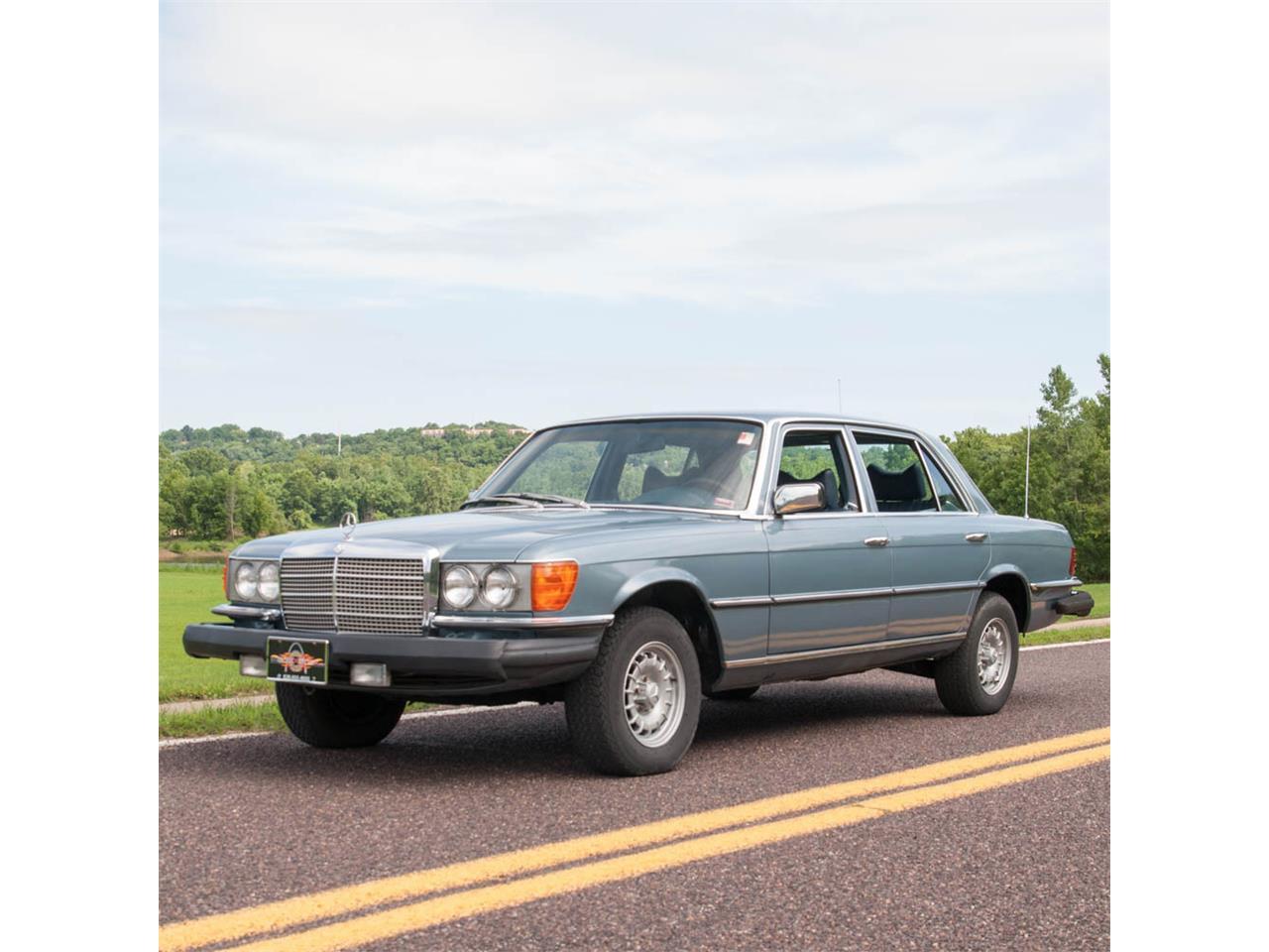1977 mercedes benz 450sel for sale cc for Mercedes benz st louis service