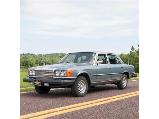 1977 Mercedes-Benz 450SEL | 881615