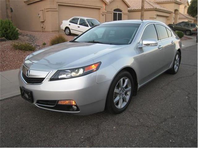 2012 Acura TL | 881622