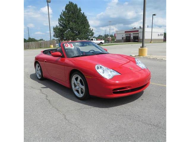 2003 Porsche 911 | 881632