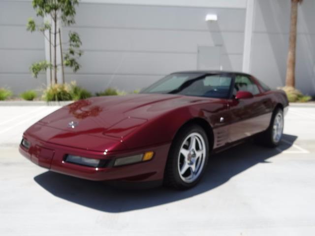 1993 Chevrolet Corvette | 881633