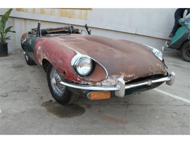 1969 Jaguar XKE | 881637