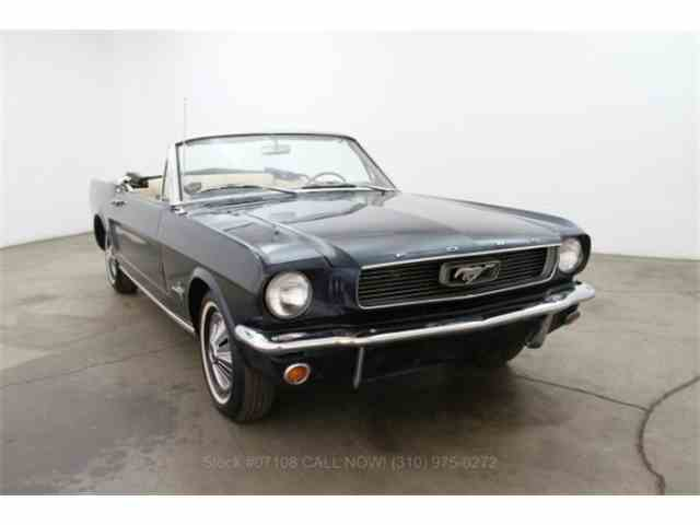 1966 Ford Mustang | 881639