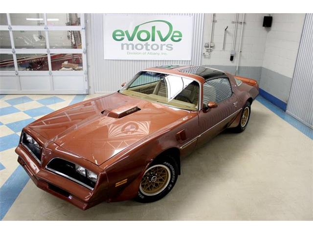1978 Pontiac Firebird Trans Am | 881640