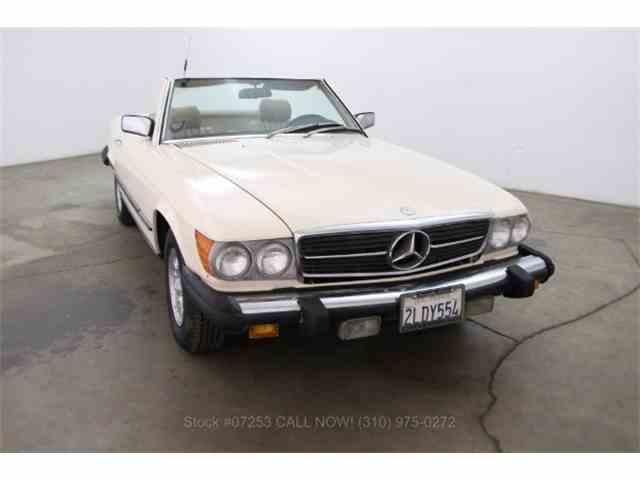 1981 Mercedes-Benz 380SL | 881644