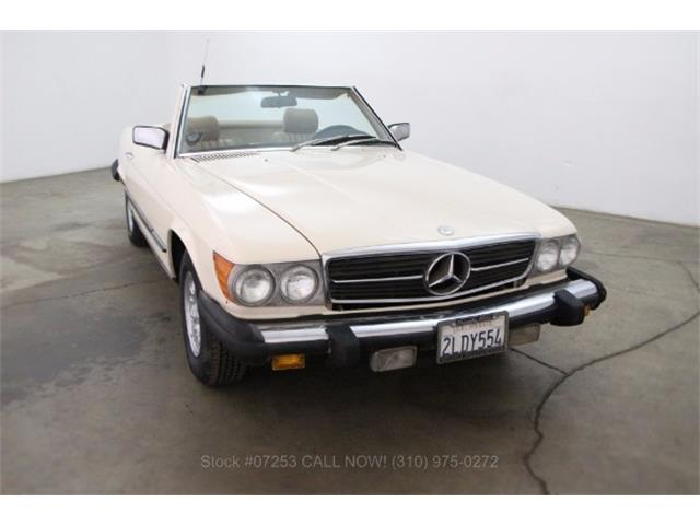 1981 Mercedes-Benz 380SL | 881644