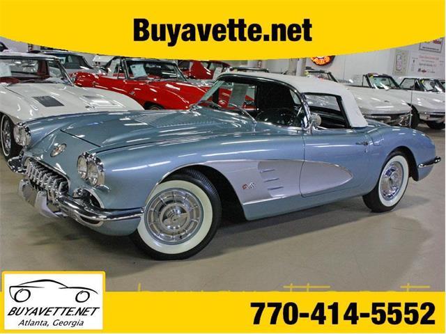 1958 Chevrolet Corvette | 881650