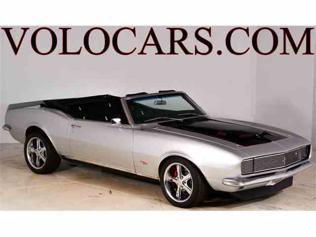 1968 Chevrolet Camaro  RS Pro Touring | 881651