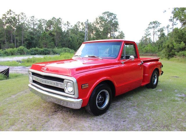 1969 Chevrolet C/K 10   881668