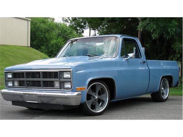 1984 GMC Sierra | 880167