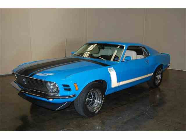 Picture of '70 Mustang - IWAX