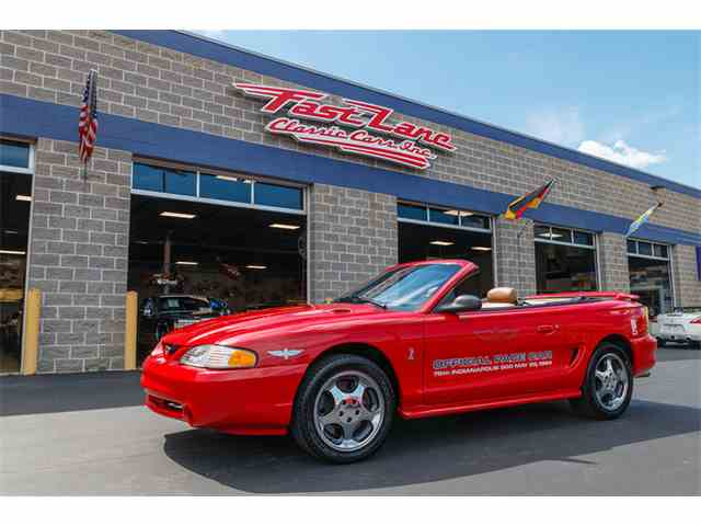 1994 Ford Mustang   881683