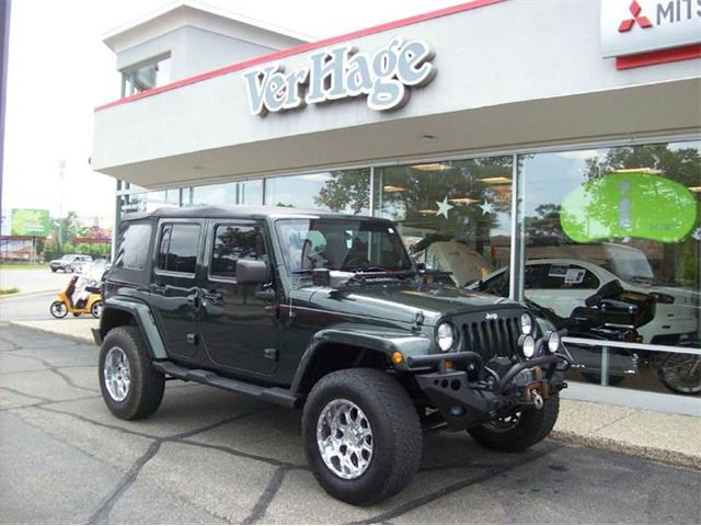 2010 Jeep Wrangler | 881690