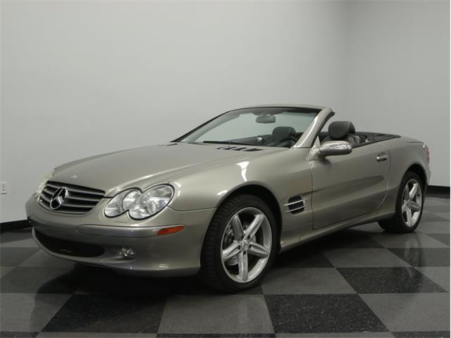 2004 Mercedes-Benz SL500 | 881716