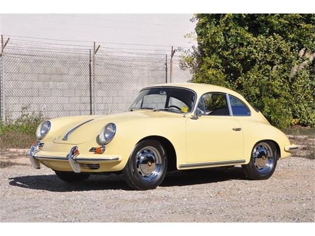 1962 Porsche 356B Super Coupe | 881718