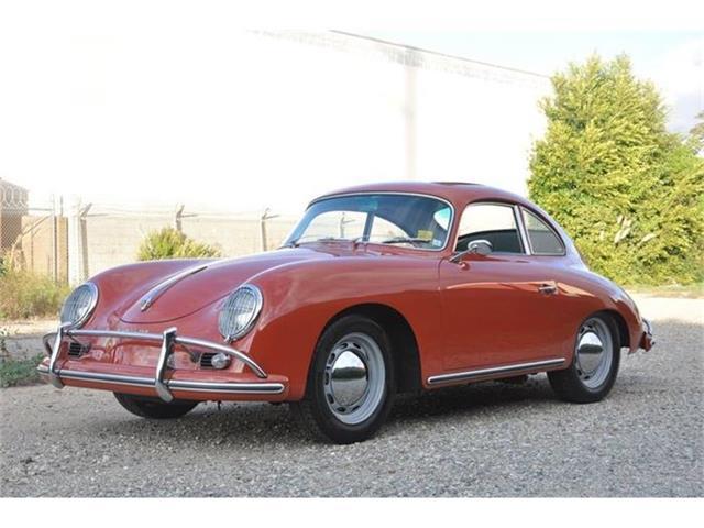 1959 Porsche 356A T2 Sunroof Coupe | 881720