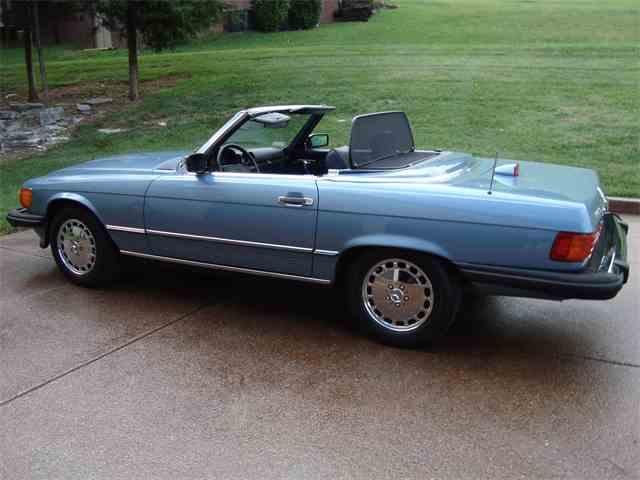 1987 Mercedes-Benz 560SL | 881722